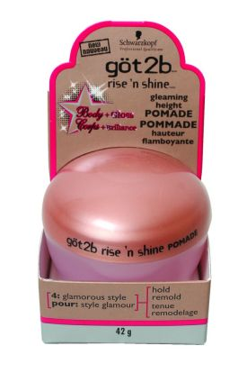 got2b rise n shine pomade