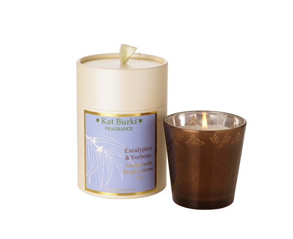 Eucalyptus & Verbena Holiday Candle