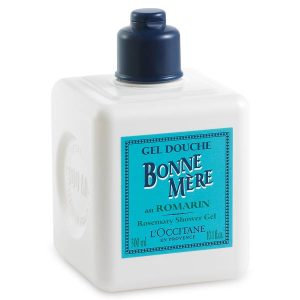BONNE MERE ROSEMARY SHOWER GEL - L'OCCITANE EN PROVENCE