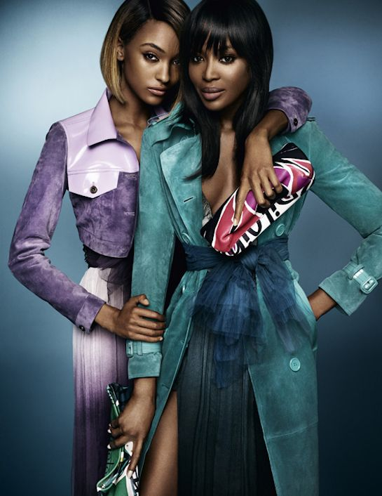 Naomi-Campbell-and-Jourdan-Dunn-for-Burberry-8