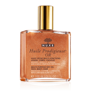 Nuxe multi use dry oil