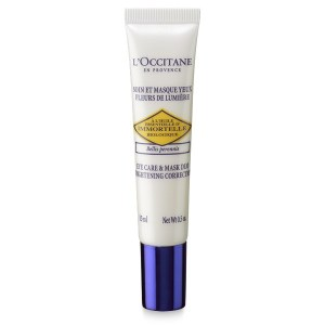 EYE CARE & MASK DUO BRIGHTENING CORRECTION  L'OCCITANE EN PROVENCE