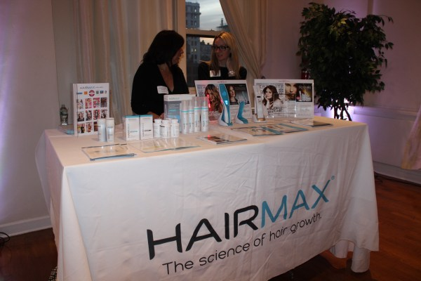 Hair Max beauty press spotlight day