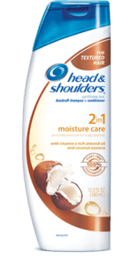 head and shoulder 2in1 moisture care