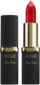 L'Oreal Paris Colour Riche Collection Exclusive Pure Reds- Blake's Red