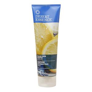 Desert Essence Shampoo Italian Lemon
