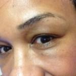 essence Eyebrow Designer Pencil before