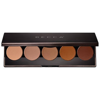 BECCA ombre rouge eyeshadow palette