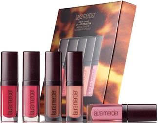 Kiss of Colour Lip Glace Collection