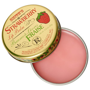 Rosebud Perfume Co Strawberry Lip Balm
