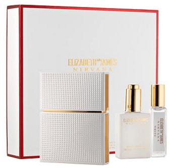 Elizabeth and James Nirvana White Gift Set