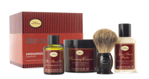 The Art of Shaving Sandalwood Full Size Kit with Brush