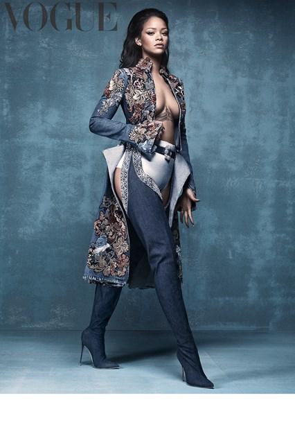 Rihanna-British-Vogue