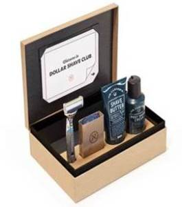 Dollar Shave Club Father's Day Shave Kit