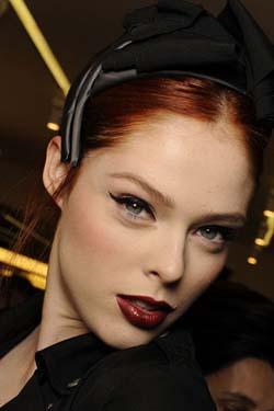 Makeup at D&G