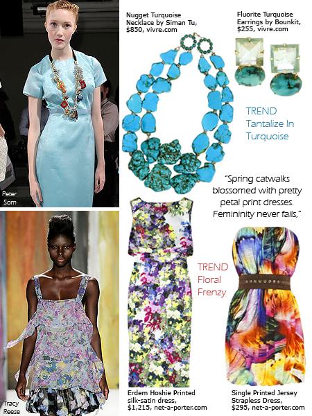 Tracey Ferguson's Spring Fashion Picks