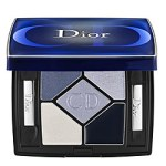 Dior 5 Colour Designer All In One Artistry Palette -- Navy Design