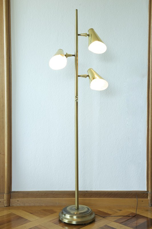 Sessel Mit Radio Floor Lamp Washington – Bliss Modern Antiques