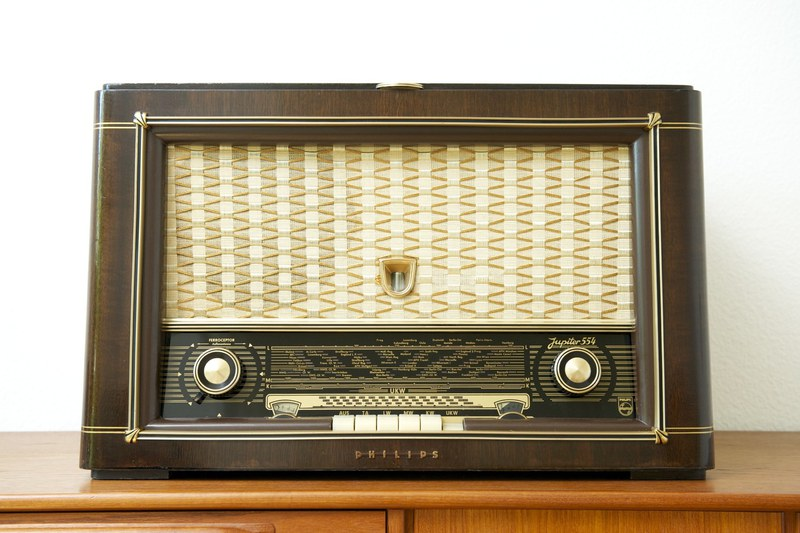 Sessel Jupiter Philips Jupiter Phonosuper 554, 1955 (radio/lp/iphone