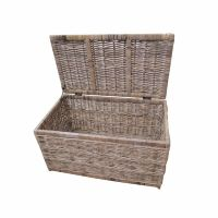 Storage Chest Trunk Rattan | Bliss and Bloom Ltd