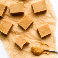 3-Ingredient Peanut Butter Fudge