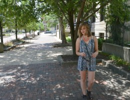 Styling a romper may feel like something completely foreign and out of your comfort zone. I'm here to tell you that you're not the only one and want to encourage you to try the trend too!