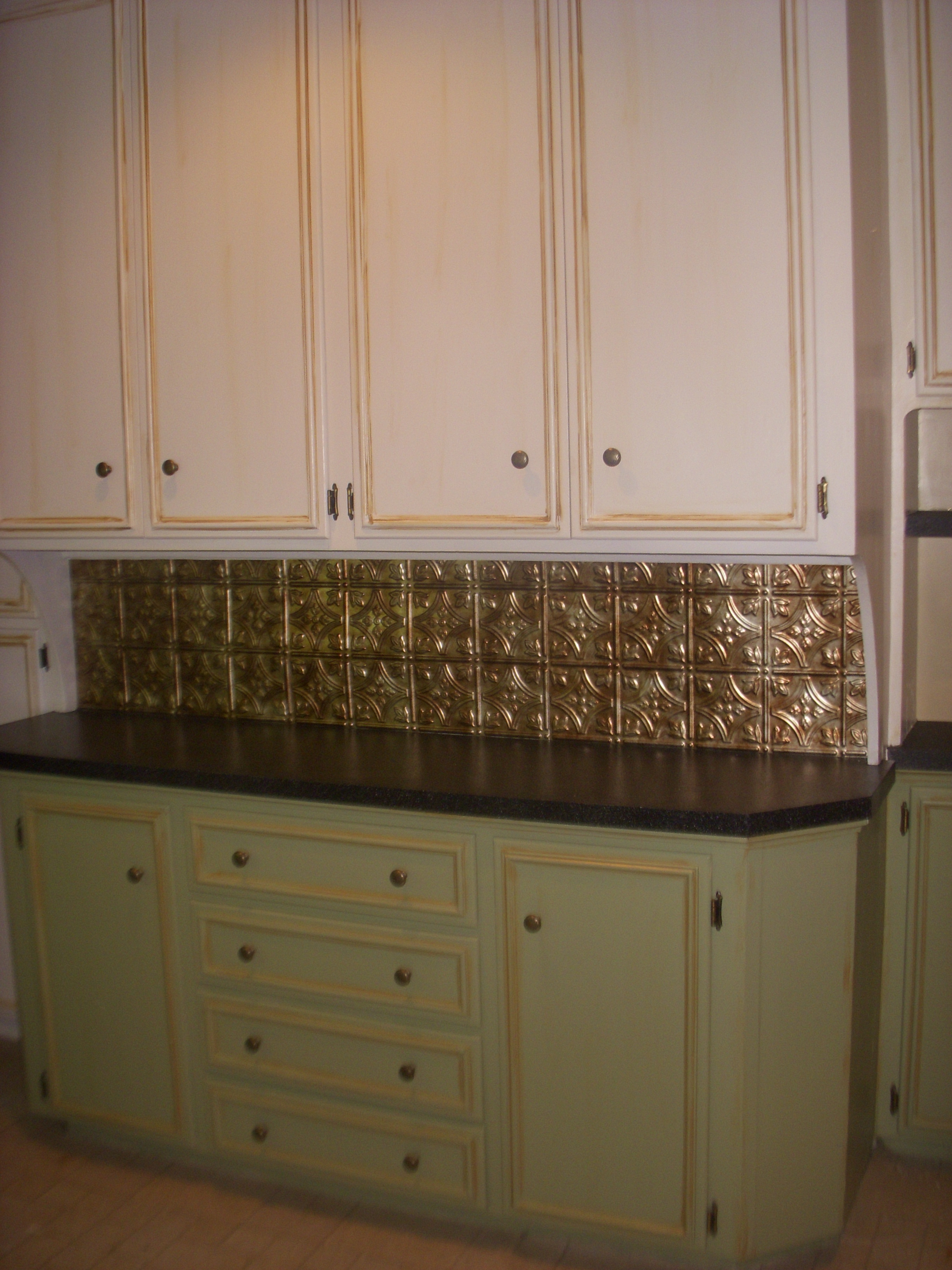 Preparing Cabinets For Granite Countertops Tap Dancing Boxers Paint Your Laminate Countertops With