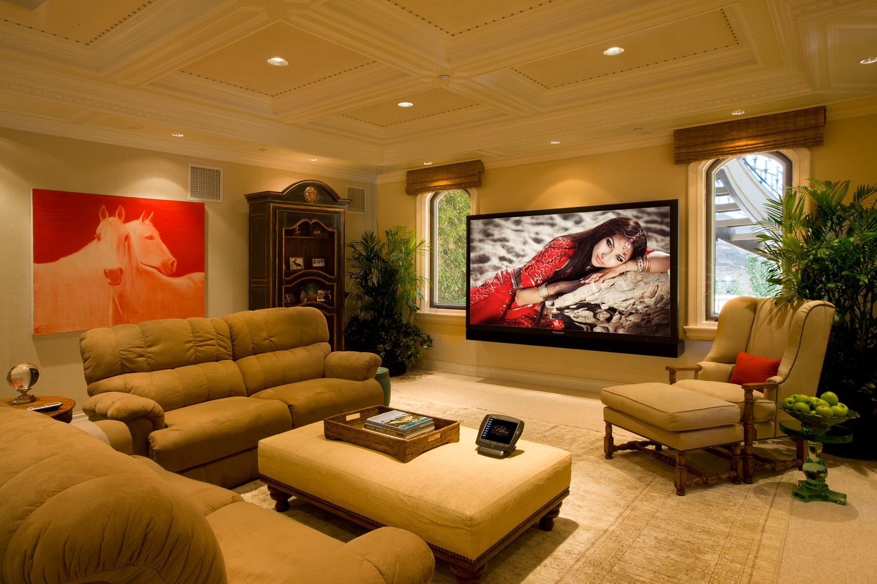 Home theaters media rooms bedrooms miscellaneous rooms outdoors sports