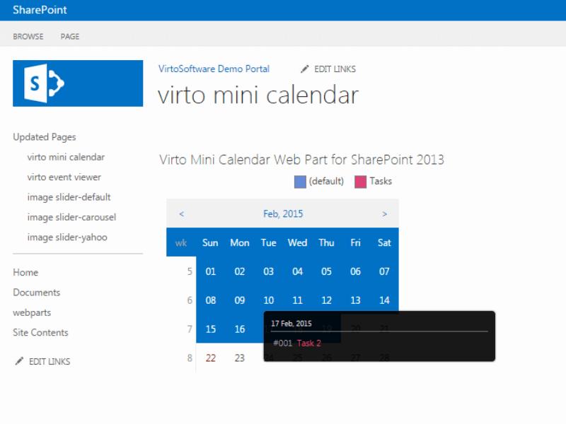 Google Calendar Multiple Colors How To Create And Share Multiple Google Calendars Sharepoint Mini Calendar Web Part Virtosoftware