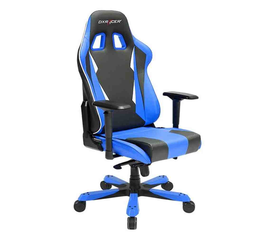 Dxracer Pc Gaming Chair Dxracer King Series Pc Gaming Chair Oh Kx28 Nb Black Blue Best