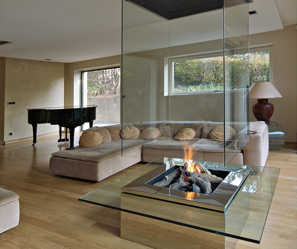 Salon Design Cheminee La Cheminée Moderne Bloch Design Fireplaces