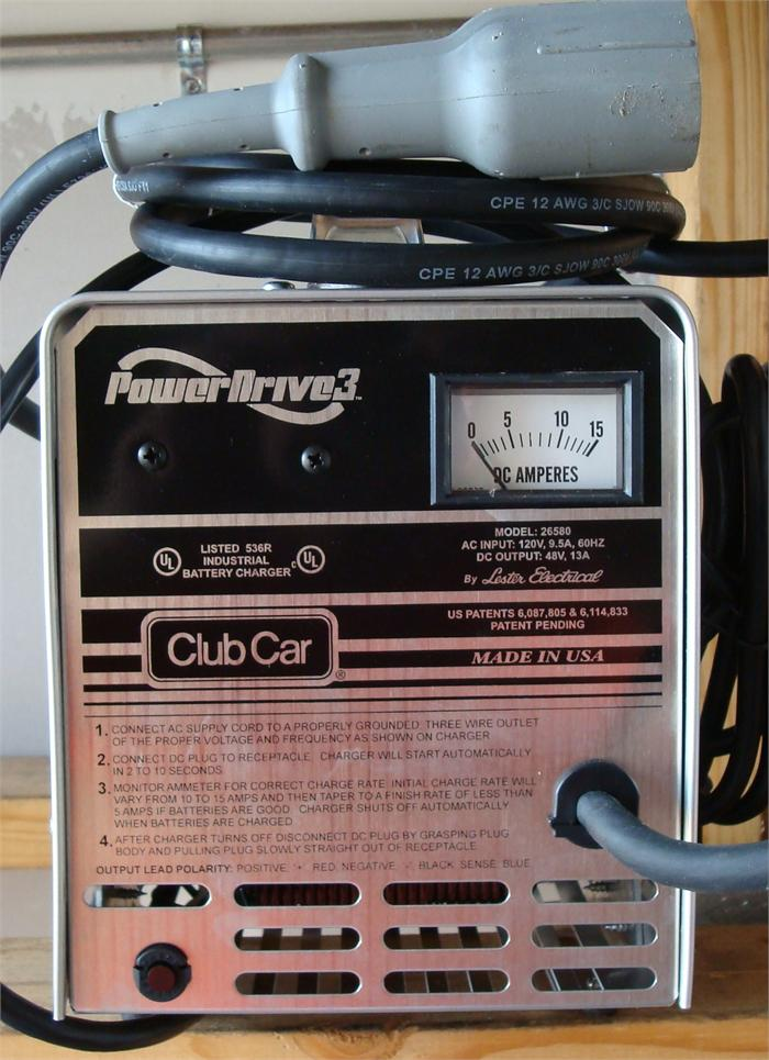 48 Volt Club Car Chargers