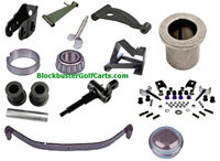 Club Car Golf Cart Parts And Accessories Batteries
