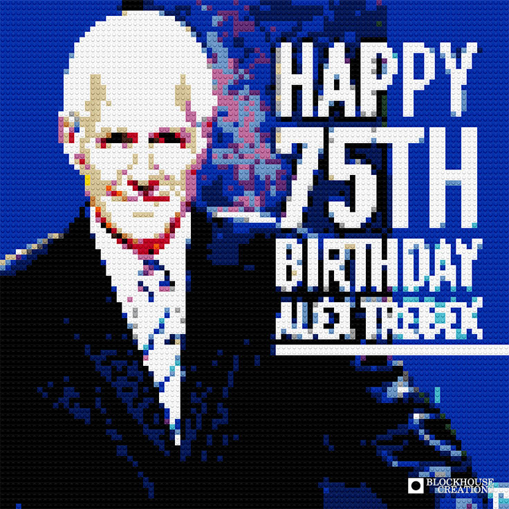 Happy Birthday, Alex Trebek!
