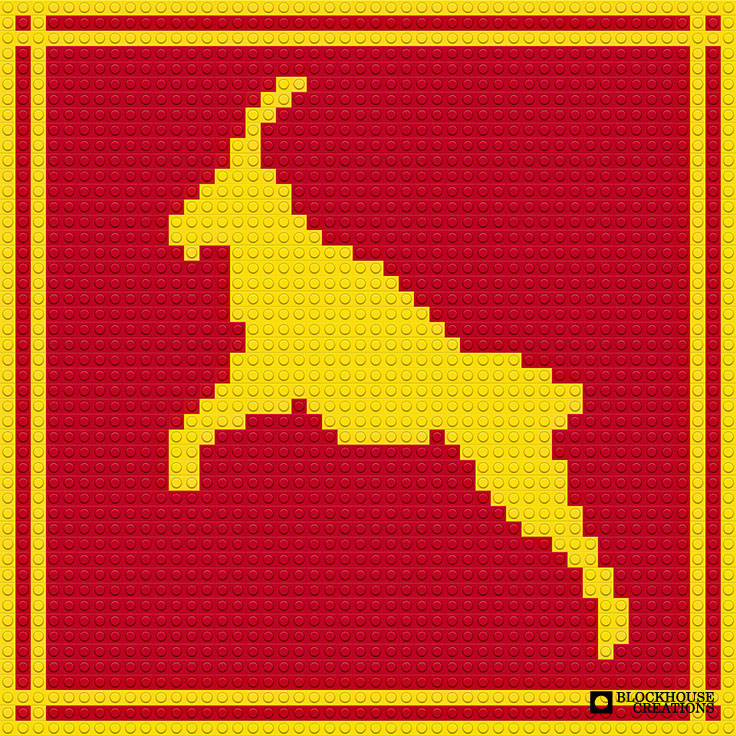 100 Days of Mosaics – Day 30 – Chinese New Year