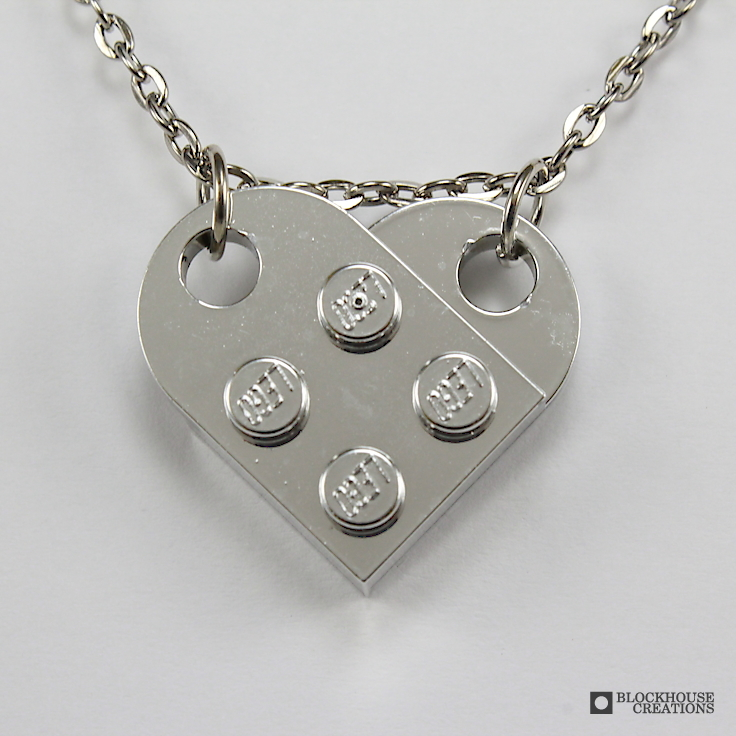 "Chrome Heart ""V"" Necklace"