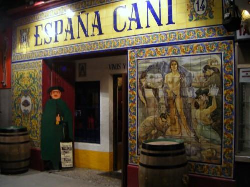 Exhibicionisme lingüístic a la España Cañí