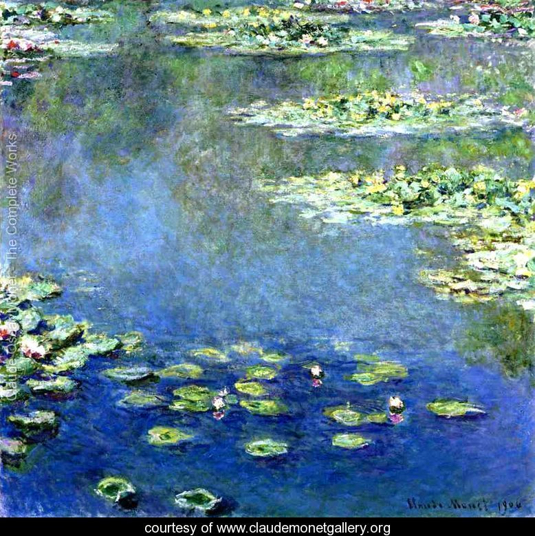 Claude Monet  Nature