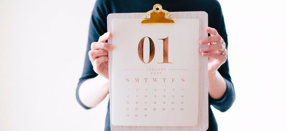 How to Create a Social Media Content Calendar Tips and Templates - create a picture calender