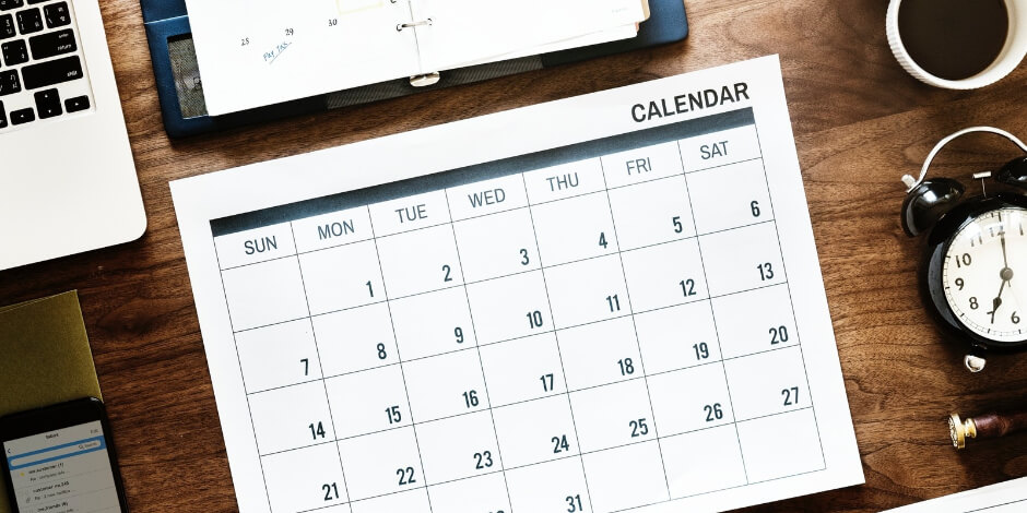 How to Create a Social Media Content Calendar Tips and Templates - caeldnar