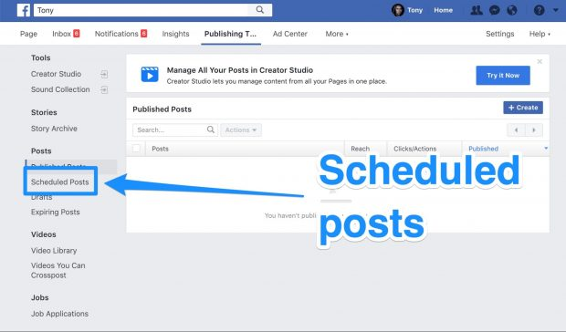 How to Schedule Facebook Posts A Quick and Simple Guide
