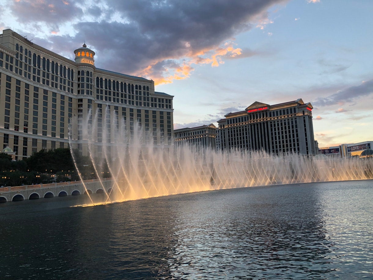 Camping Bellagio Find The Best Camping Near Las Vegas And Hit The Jackpot