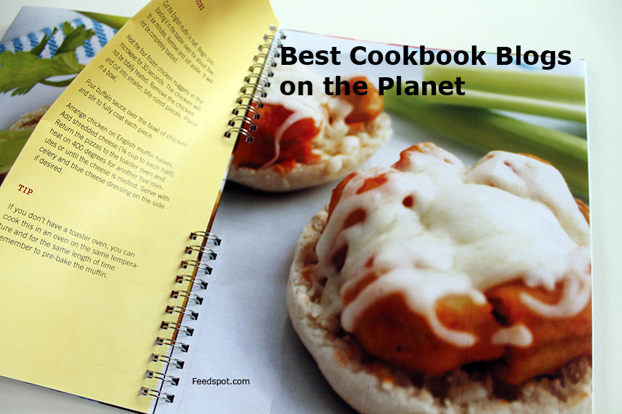 Top 100 Cookbook Blogs And Websites by Cookbook Authors in 2018