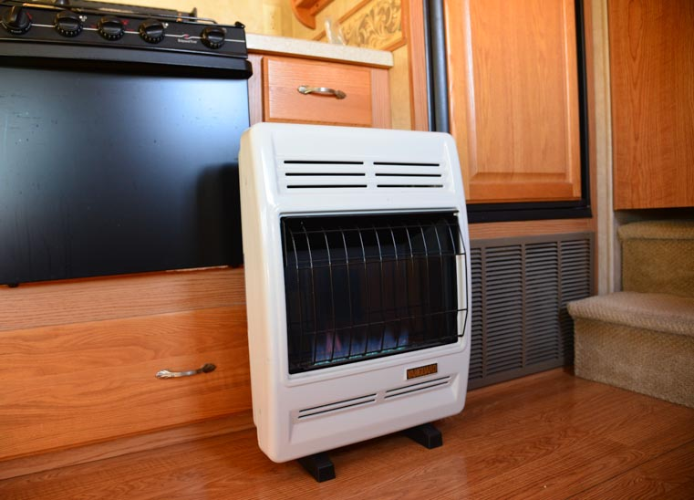 Everything You Need To Know About an Electric RV Furnace - RVshare