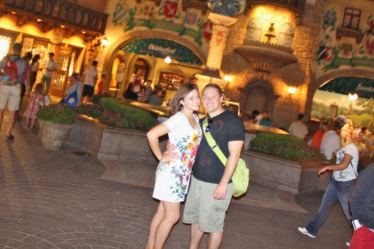 Beer Garten Romance In Walt Disney World Touringplans Blog