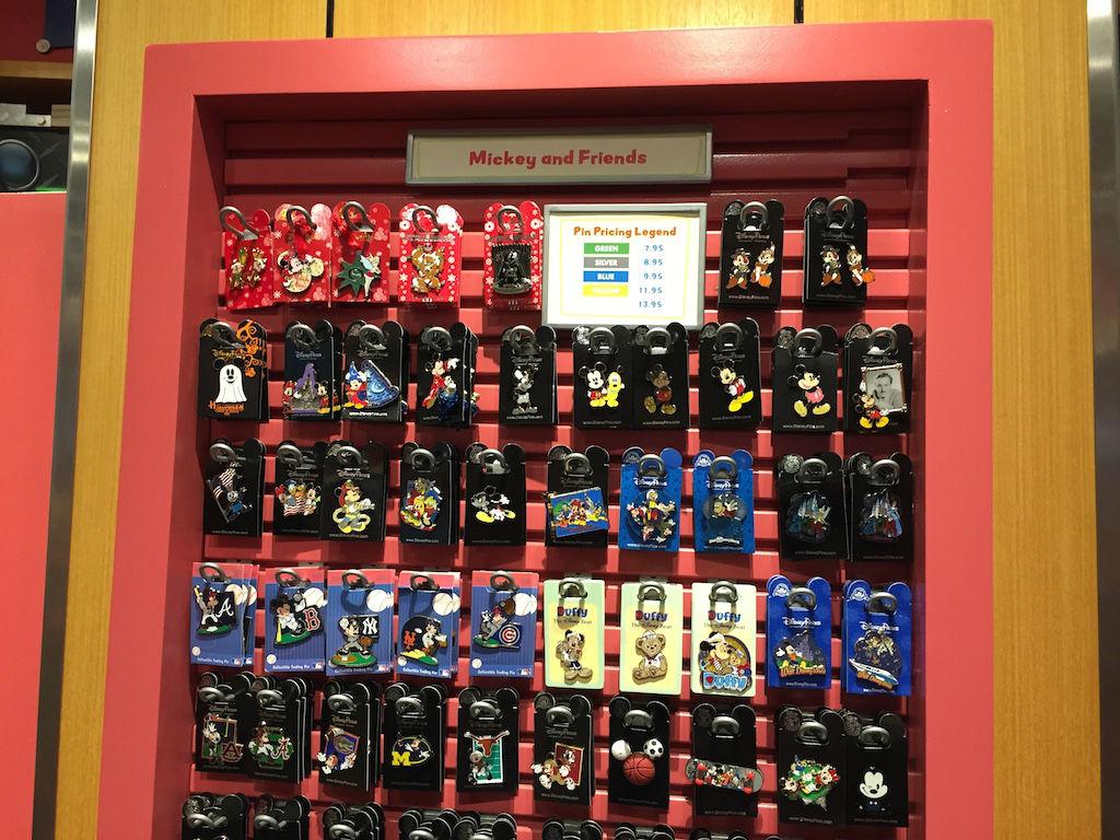 Disney Merchandise Orlando International Airport