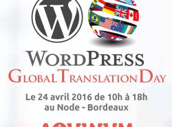 Wordpress gtd bordeaux traduction