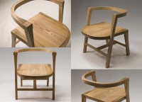 Finger Joint Chair par Samwoong Lee - Blog Esprit Design