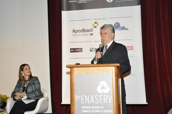 José Augusto de Castro, presidente da AEB