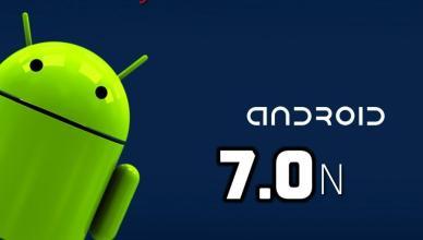 Google annonce pour cet été la sortie officiel de Android 7.0 Nougat